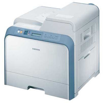 SAMSUNG CLP 650N PRINTER