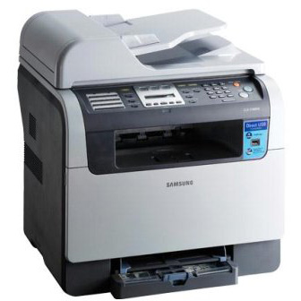 SAMSUNG CLX 3160FN PRINTER