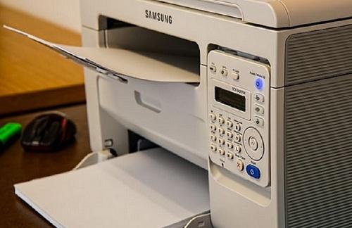 samsung printer fax scanner