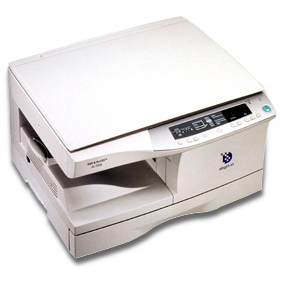 SHARP AL 1215 PRINTER