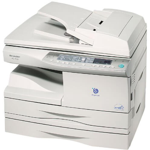 SHARP AL 1551CS PRINTER