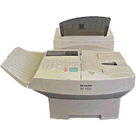 SHARP FO 4500 PRINTER