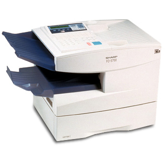 SHARP FO 5550 PRINTER