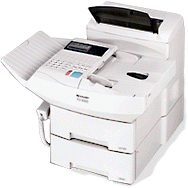 SHARP FO 6500 PRINTER
