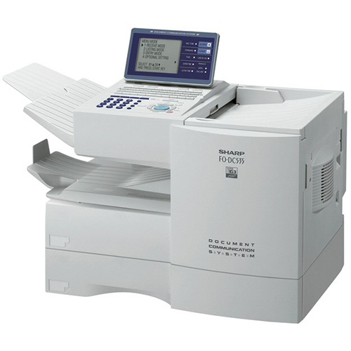 SHARP FO DC535 PRINTER