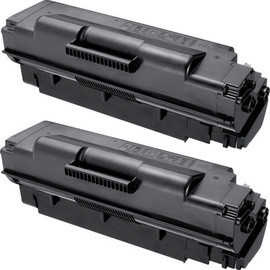 Samsung MLT-D307L Black 2-pack replacement