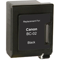 Canon BC-02 Black replacement