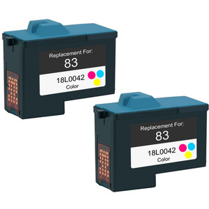 Lexmark 83 Color Ink Cartridge 18L0042