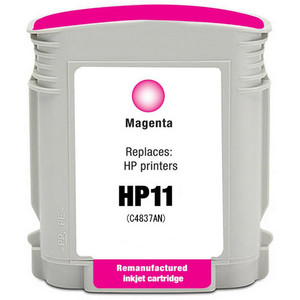HP 11 - C4837AN Magenta replacement