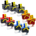 Brother LC41 Combo Set 9-Pack replacement