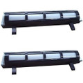 2 Pack - black toner cartridge for Panasonic KX-FA83
