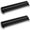 2 Pack - black toner cartridge for Panasonic KX-FA76