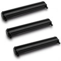 3 Pack - black toner cartridge for Panasonic KX-FA76