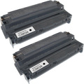 HP 03A - C3903A Black 2-pack replacement