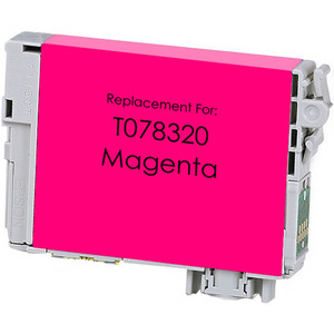 Epson T078320 Magenta replacement