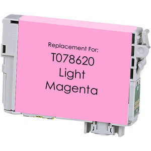 Epson T078620 Light Magenta replacement