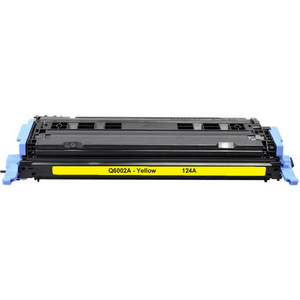 HP 124A - Q6002A Yellow replacement