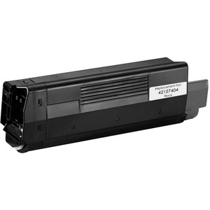 Okidata 42127404 black toner cartridge