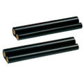 2 Pack - ribbon roll refills for Sharp UX-3CR