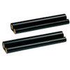 2 Pack - ribbon roll refills for Sharp UX-5CR
