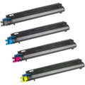 Konica-Minolta 1710530-001 black toner cartridge set