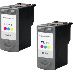 Canon CL-41 Color 2-pack replacement