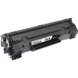 HP 36A - CB436A Black replacement