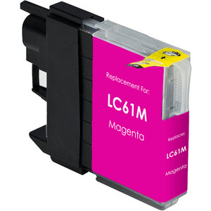 Brother LC61 Magenta replacement