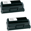 Lexmark 12A7405 - E321 - E323 2-pack replacement
