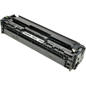 HP 125A - CB540A Black replacement
