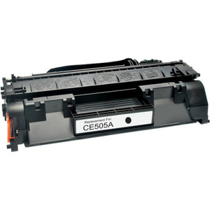 HP 05A - CE505A Black replacement