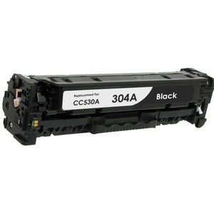 HP 304A - CC530A Black replacement