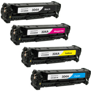 HP 304A Set replacement