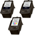 Canon PG-210XL - CL-211XL 3-Pack replacement