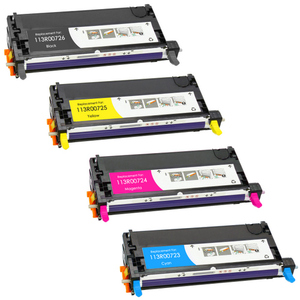 Xerox Phaser 6180 printer cartridges