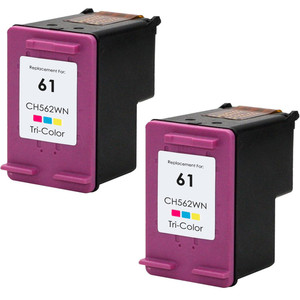 HP 61 Color 2-pack replacement