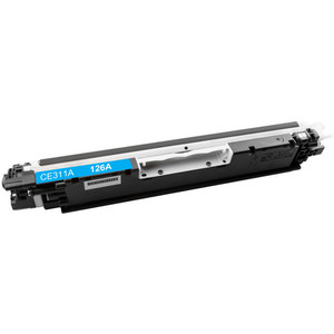 HP 126A - CE311A Cyan replacement