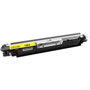 HP 126A - CE312A Yellow replacement