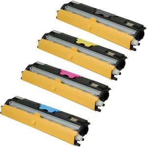Konica-Minolta A0V301F series black and color set