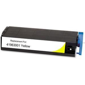 Okidata 41963001 Yellow replacement