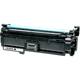 HP 507X - CE400X Black replacement