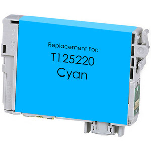 Epson T125220 Cyan replacement