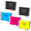 Epson T126 Black and Color Set 5-pack replacement