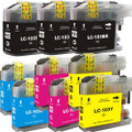 Brother LC103 Set 9-Pack replacement