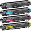 Brother TN-221 Black TN-225 Color Set replacement