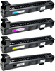 HP 823A Black & 824A Color Set replacement