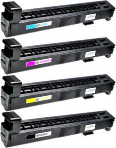 HP 823A Black & 824A Color Set replacement