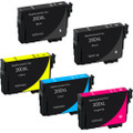 Epson T200XL Black & Color Set 5-pack replacement