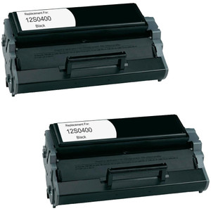 Lexmark 12S0400 - E220  2-pack replacement