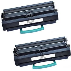 Lexmark E-238 - 23820SW 2-pack